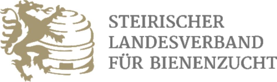 Logo vom steirischen Landesverband für Bienenzucht