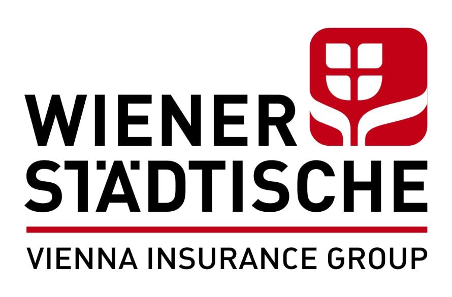 Colored logo of Wiener Städtische - Vienna Insurance Group